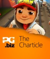 The Charticle: Subway Surfers' lesson in longevity