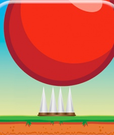 Move over Flappy Bird: Red Bouncing Ball Spikes becomes App Store's latest overnight hit