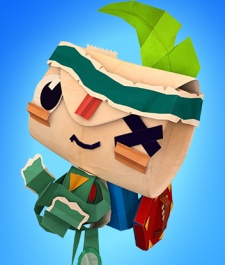 Unfolding story: The making of Tearaway
