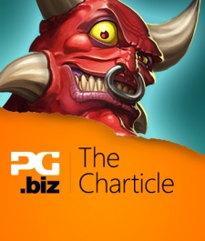 The Charticle: Has Dungeon Keeper's use of IAPs backfired?