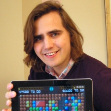 """Shared tablet gaming is a """"whole new creative experience"""", says Alistair Aitchenson"""