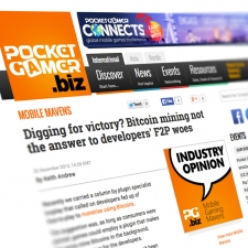 Welcome to the new PocketGamer.biz