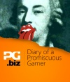 Goth Chris, learning the way of the tank and spates with Willow Pape