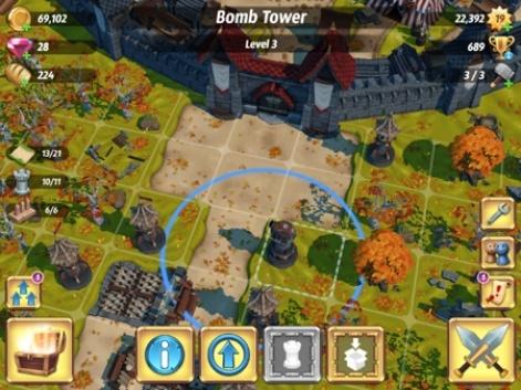 Royal Defense 2014 pc game Img-3