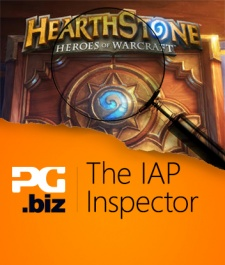 The In-App Purchase Inspector tries its hand at Hearthstone