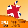 Weekly UK App Store Game Charts: Blek and Minecraft fly high
