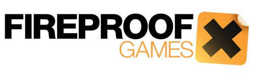Fireproof Games logo