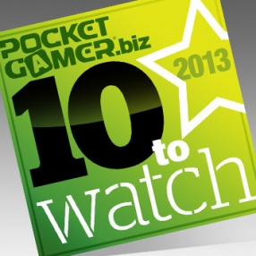 Top 10 mobile game developers to watch in 2013