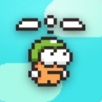 Another bolt from the blue: Can Swing Copters repeat Flappy Bird's success?
