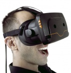 VR is mobile logo