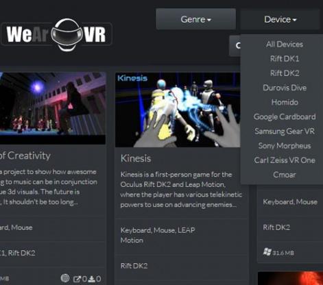 WeArVR hits 150,000 downloads | Pocket Gamer biz | PGbiz