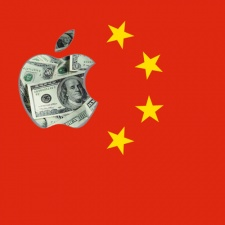 Apple's revenues tank in China