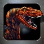 Nanosaur 2 logo