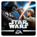 Which Star Wars mobile F2P game took best advantage of The Force Awakens buzz?