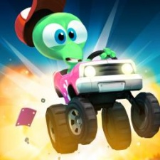 Big Bang Racing races past three million downloads in its first month