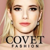 CrowdStar launches its monthly Covet Fashion program with Scream Queens' Emma Roberts