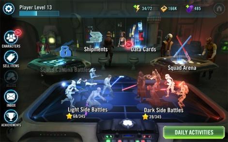 IAP Inspector: Star Wars: Galaxy of Heroes   Pocket Gamer