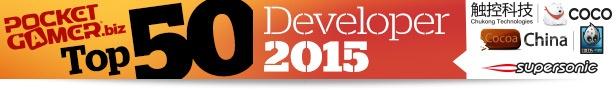 Top 50 Developers 2015