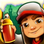 Subway Surfers' iOS revenue sprints past $80 million from in-app purchases logo