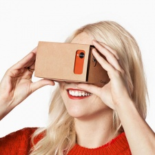 Google looks to standardise mobile VR around its Cardboard ecosystem