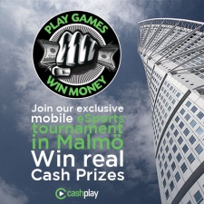 Win cash at our Nordic Game Mixer by playing Touchdown Hero