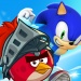 Sonic Dash celebrates 100 million downloads with playable Angry Birds characters