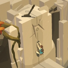 An athletic aesthetic: The making of Lara Croft GO