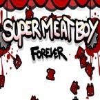 Super Meat Boy Forever logo