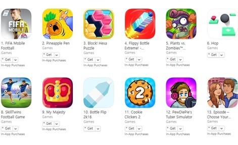 best free games app store 2016