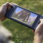 What do mobile developers think of the Nintendo Switch? logo
