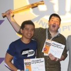 Dashy Crashy Turbo takes pole position at the Big Indie Pitch at Apps World London