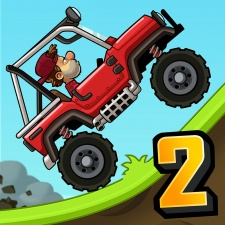 Fingersoft's Hill Climb Racing 2 speeds past 40 million downloads in first two months