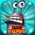 Best Fiends Slugs logo