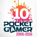 Celebrate Pocket Gamer's 10th Birthday at GDC - and on our sites - from 10 March