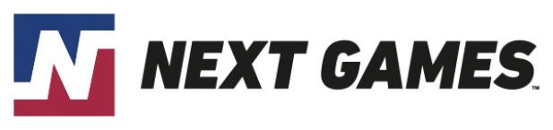 Next Games logo