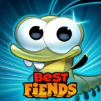 How does Best Fiends Forever monetise?