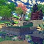 Cloudlands: VR Minigolf logo