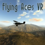 Flying Aces VR logo