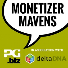 How do mobile game developers balance their ad and IAP monetization  strategies?