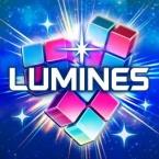 Lumines Puzzle & Music logo
