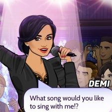 Demi Lovato tie-in scores big for interactive story game Episode, generating $13 million