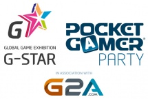 G-STAR & Pocket Gamer Party @ Gamescom 2016 in Association with G2A
