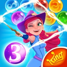 King finally renames soft-launched bubble shooter Wilbur as Bubble Witch 3 Saga