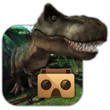 8c18e759362 Google Cardboard dinosaur adventure Jurassic VR surpasses three million  downloads