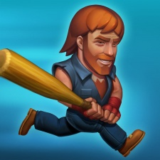Flaregames soft-launches new Nonstop Knight title Nonstop Chuck Norris