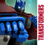 Transformers: Forged to Fight logo