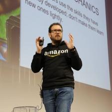 PG Connects London 2017 speaker spotlight: Amazon's Mario Viviani on marketing strategies for devs