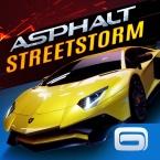 Asphalt Street Storm Racing logo