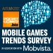 Last chance to enter our latest mobile games developer trends survey!