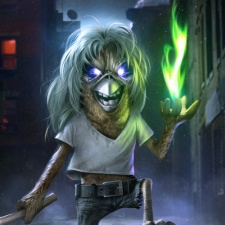 Iron Maiden mascot Eddie to star in Angry Birds Evolution in-game event for Halloween
